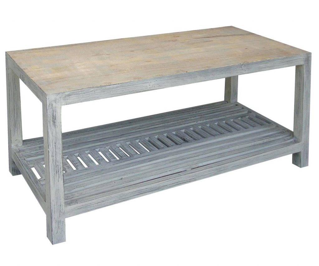 Furniture: Weathered Coffee Table | Distressed Wood Coffee Table pertaining to Reclaimed Wood And Glass Coffee Tables (Image 17 of 30)