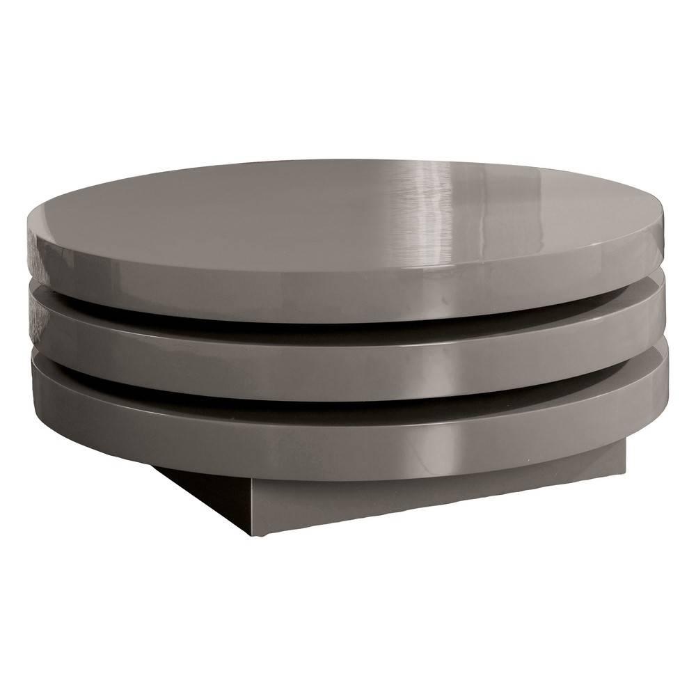Furniture. Wonderful Swivel Coffee Table Ideas: Black Rectangle regarding Swivel Coffee Tables (Image 6 of 30)
