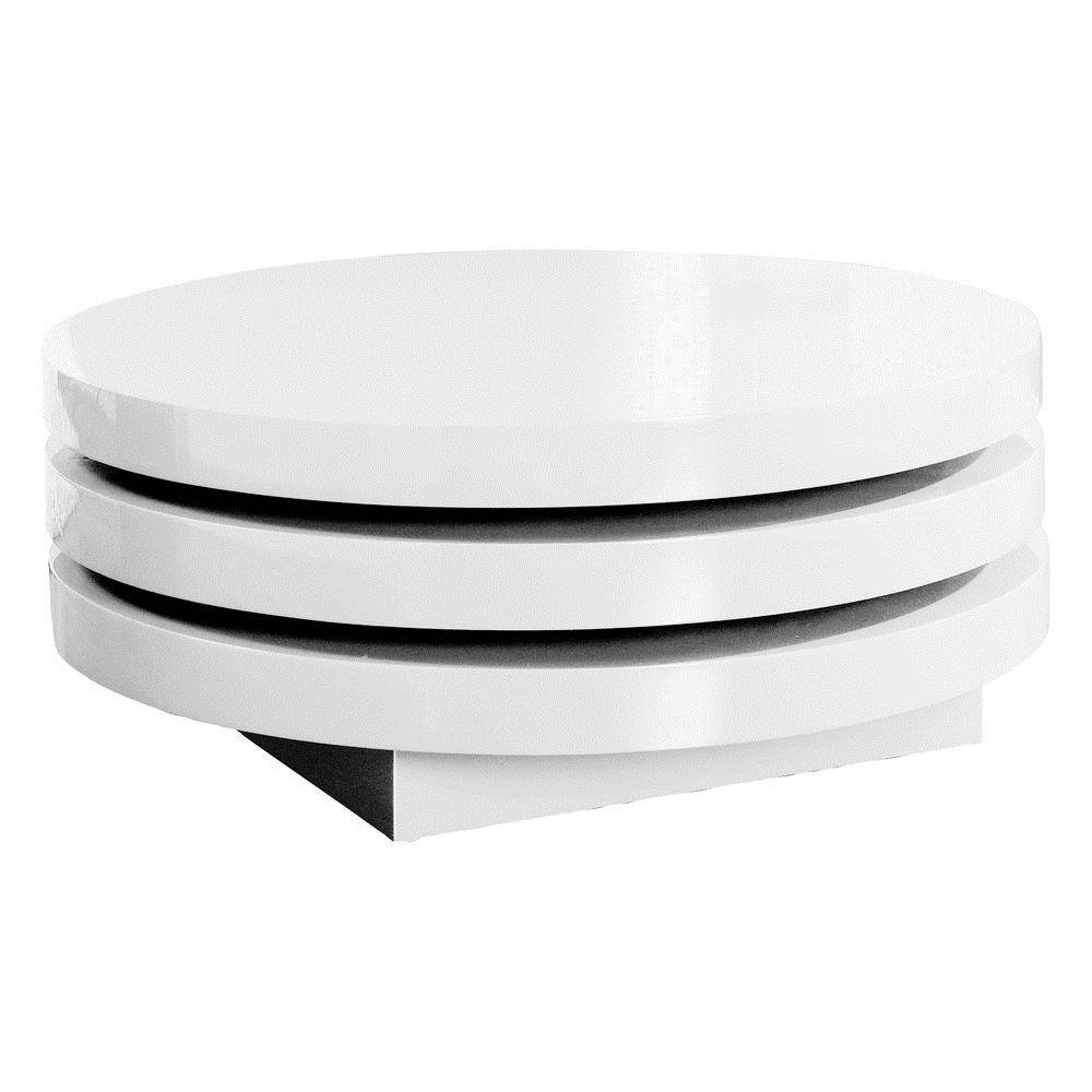 Best Ideas Of Round Swivel Coffee Tables - Round rotating coffee table