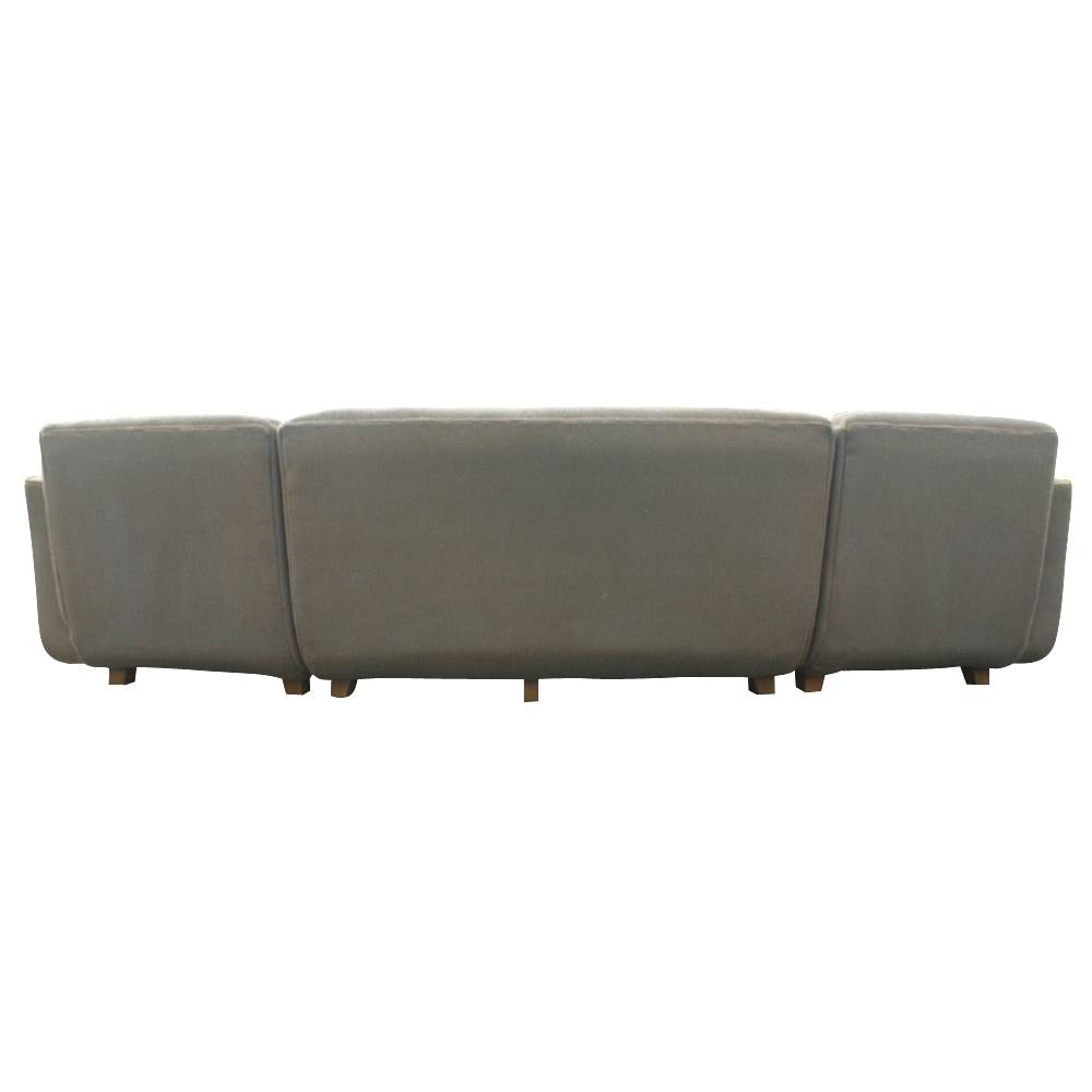 Futorian Stratford Vintage 3 Piece Sectional Sofa Couch (mr | Ebay Intended For Stratford Sofas (View 9 of 30)