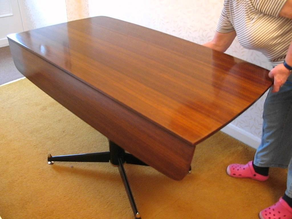 G Plan Coffee Cum Dining Table – Youtube For Coffee Table Dining Table (View 15 of 30)
