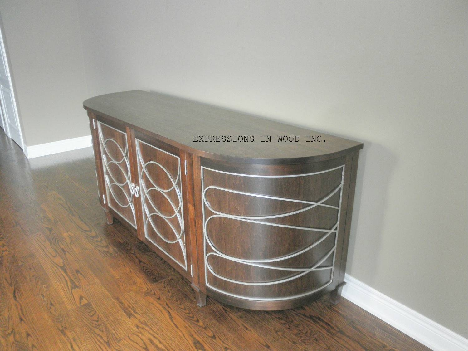 Gallery - Eiw pertaining to Curved Sideboards (Image 6 of 30)
