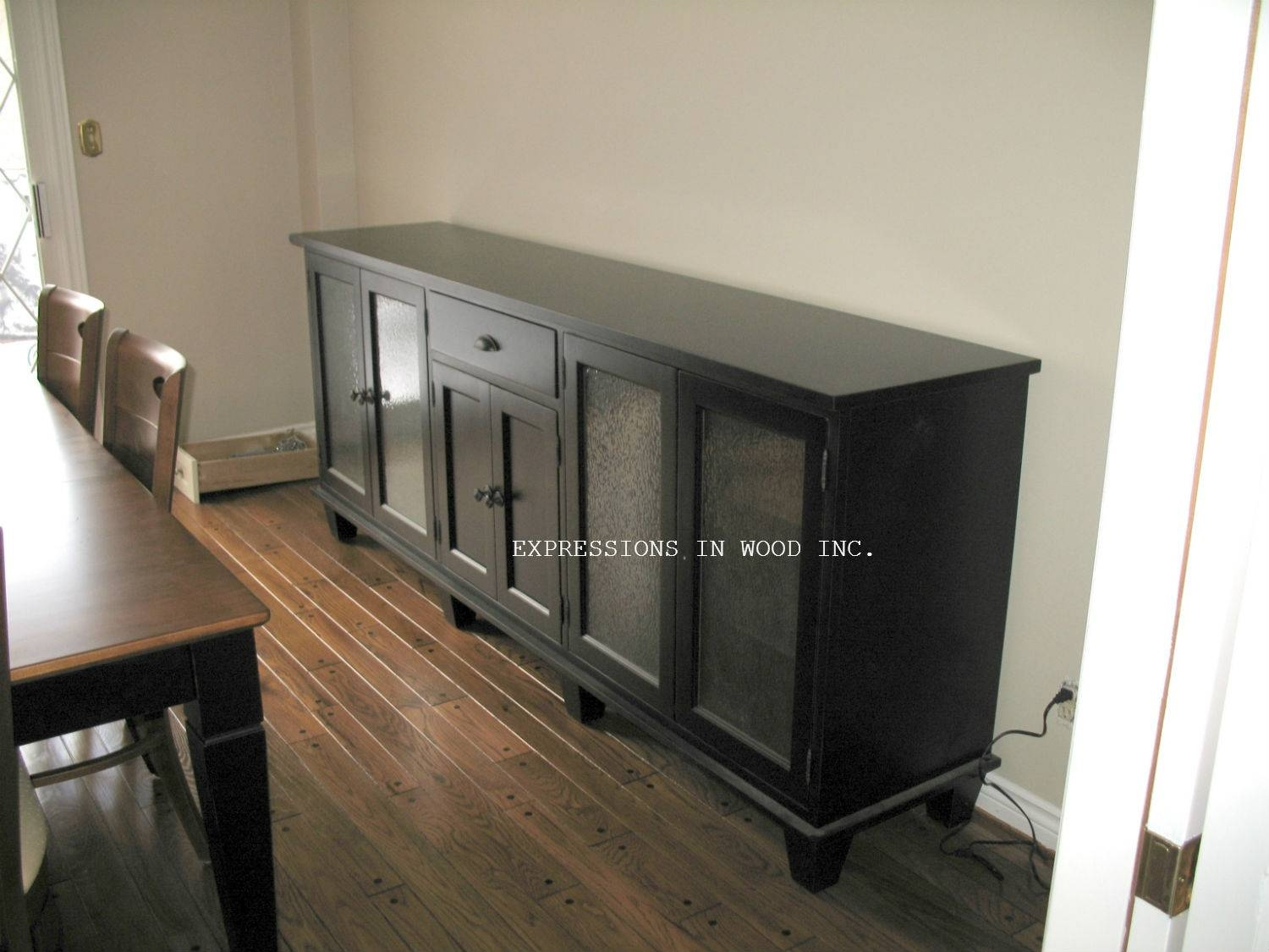 Gallery - Eiw within Sideboards With Glass Doors (Image 9 of 30)