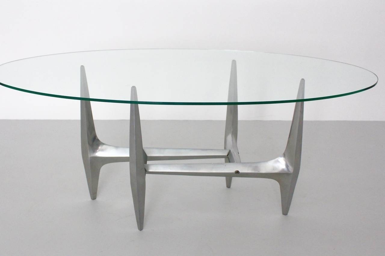German Space Age Coffee Tableknut Hesterberg 1960S For Sale At Within Space Coffee Tables (View 10 of 30)