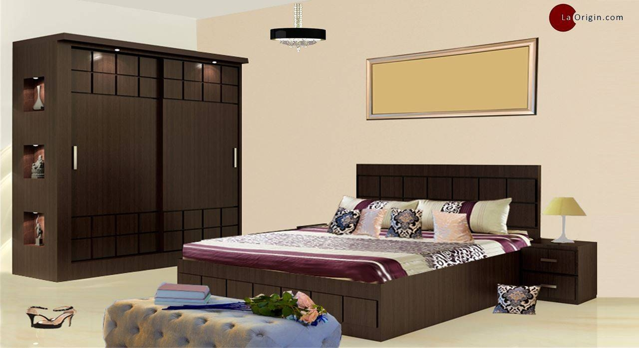 Get Modern Complete Home Interior With 20 Years Durability..paloma pertaining to Wardrobes Sets (Image 12 of 15)