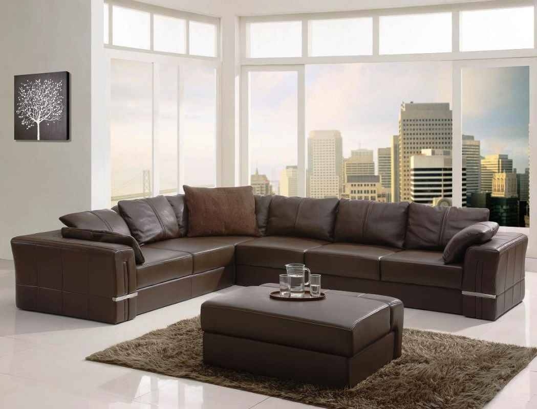 Get Some Benefits Of Microfiber Sectional Sofa pertaining to Modern Microfiber Sectional Sofa (Image 19 of 30)