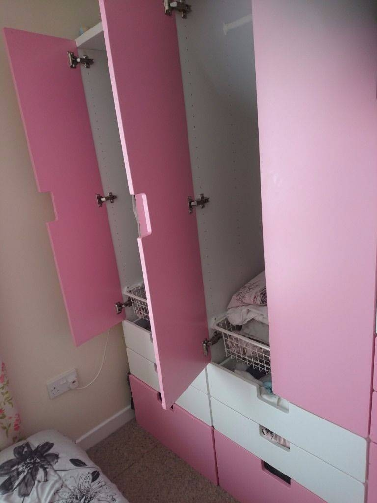 Girls Wardrobes X2 | In Alyth, Perth And Kinross | Gumtree with regard to Girls Wardrobes (Image 4 of 15)