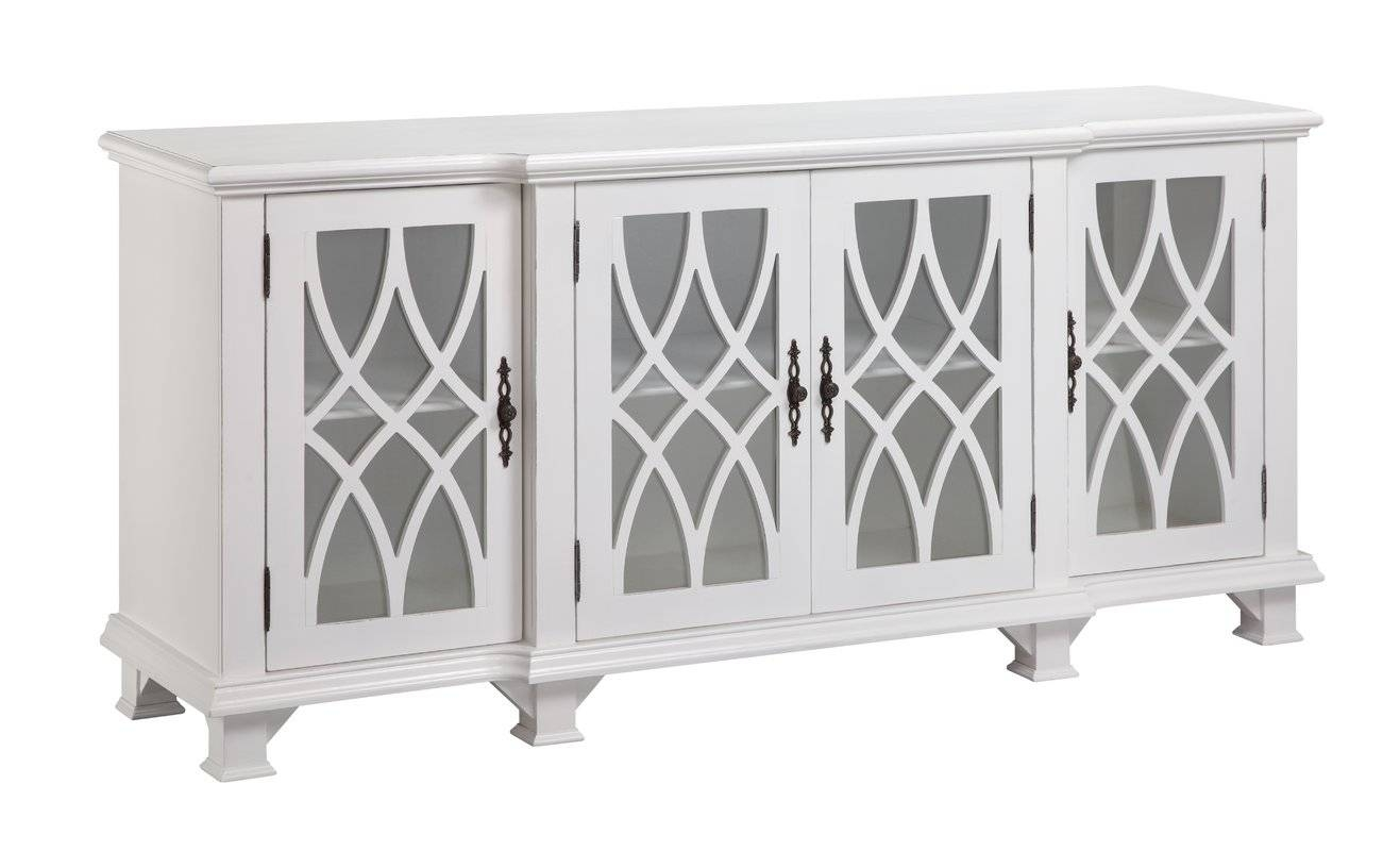 Glam Sideboards & Buffets | Joss & Main with regard to White Sideboard Furniture (Image 11 of 30)
