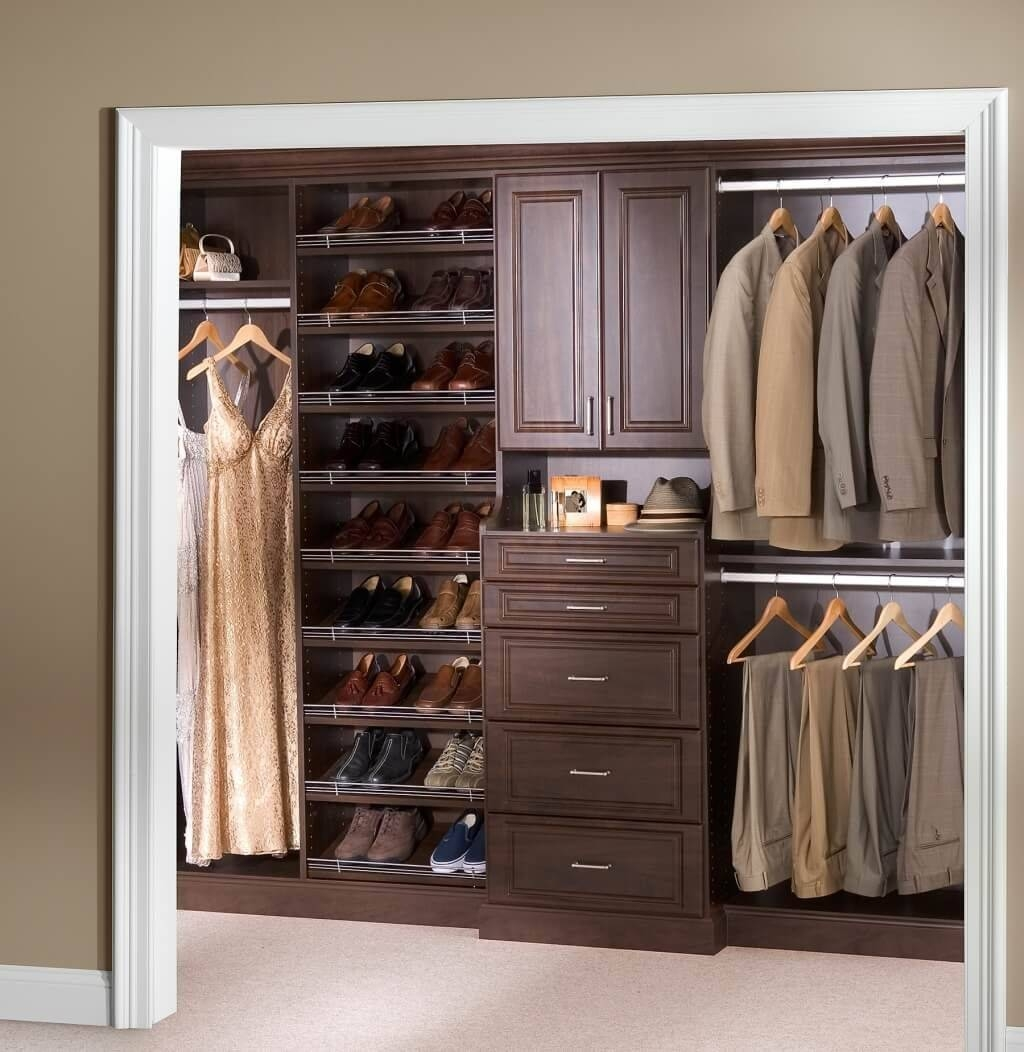 Featured Photo of Bedroom Wardrobe Storages