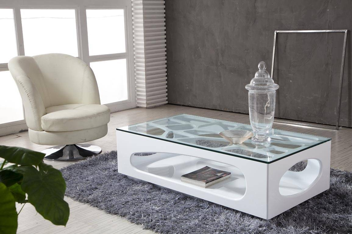 Glass Coffee Table Modern | Coffee Tables Decoration within Contemporary Glass Coffee Tables (Image 23 of 30)