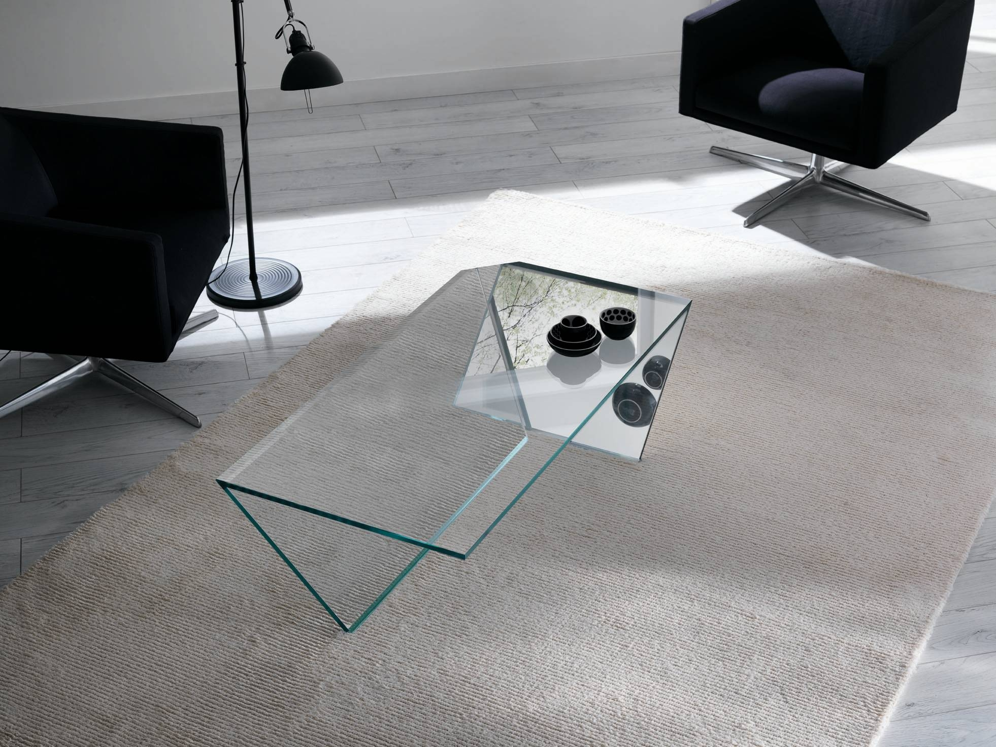 Glass Coffee Table Titonelli Design Design Eg+Av Intended For Funky Coffee Tables (Photo 30 of 30)