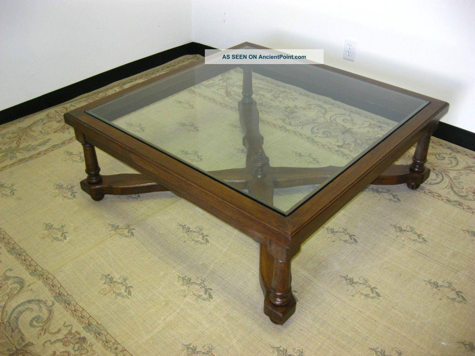 Glass Coffee Table With Elephant Base - See Here — Coffee Tables Ideas in Elephant Glass Coffee Tables (Image 14 of 30)