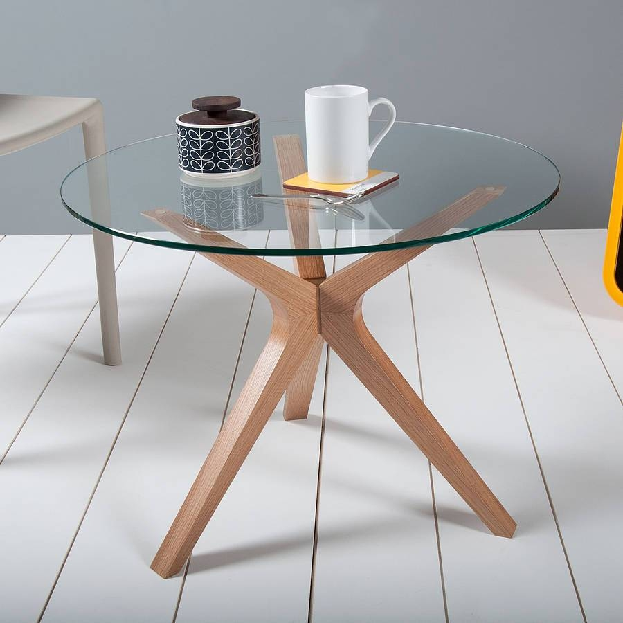 Glass Coffee Tables: Captivating Swirl Glass Coffee Table Design for Swirl Glass Coffee Tables (Image 11 of 30)