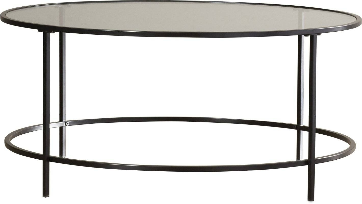 Glass Coffee Tables | Joss & Main pertaining to Joss and Main Coffee Tables (Image 14 of 30)
