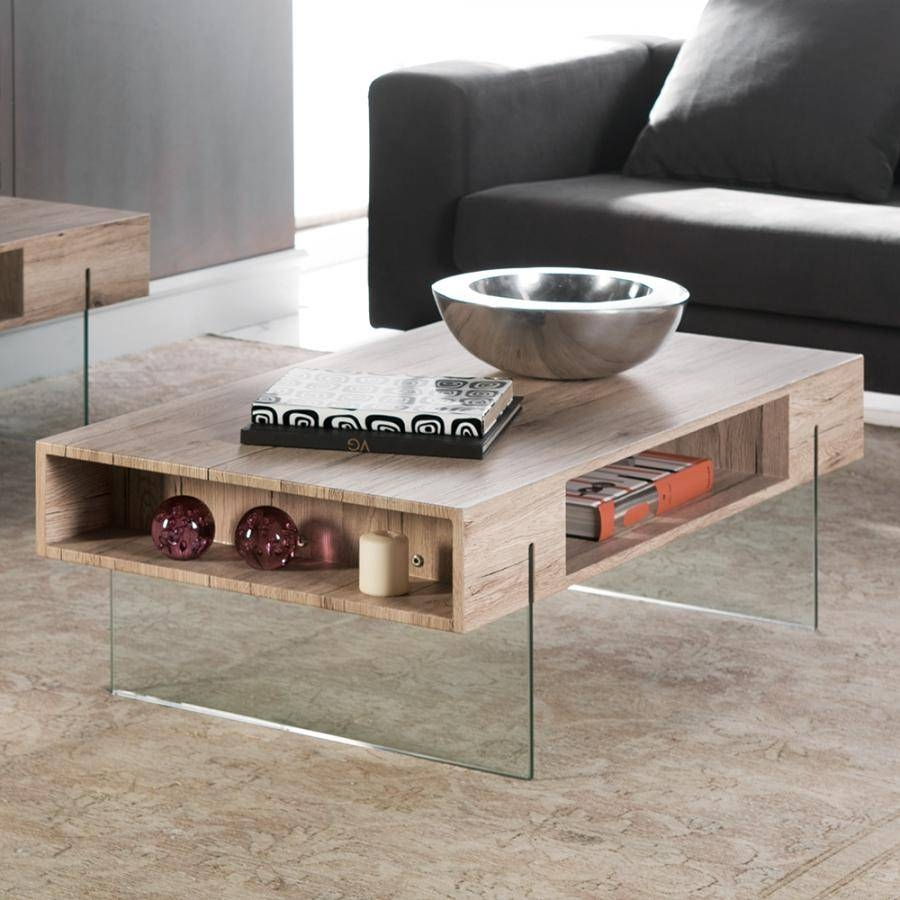 Glass Coffee Tables | Living Room Furniture | Modern Furniture intended for Glass And Oak Coffee Tables (Image 20 of 30)