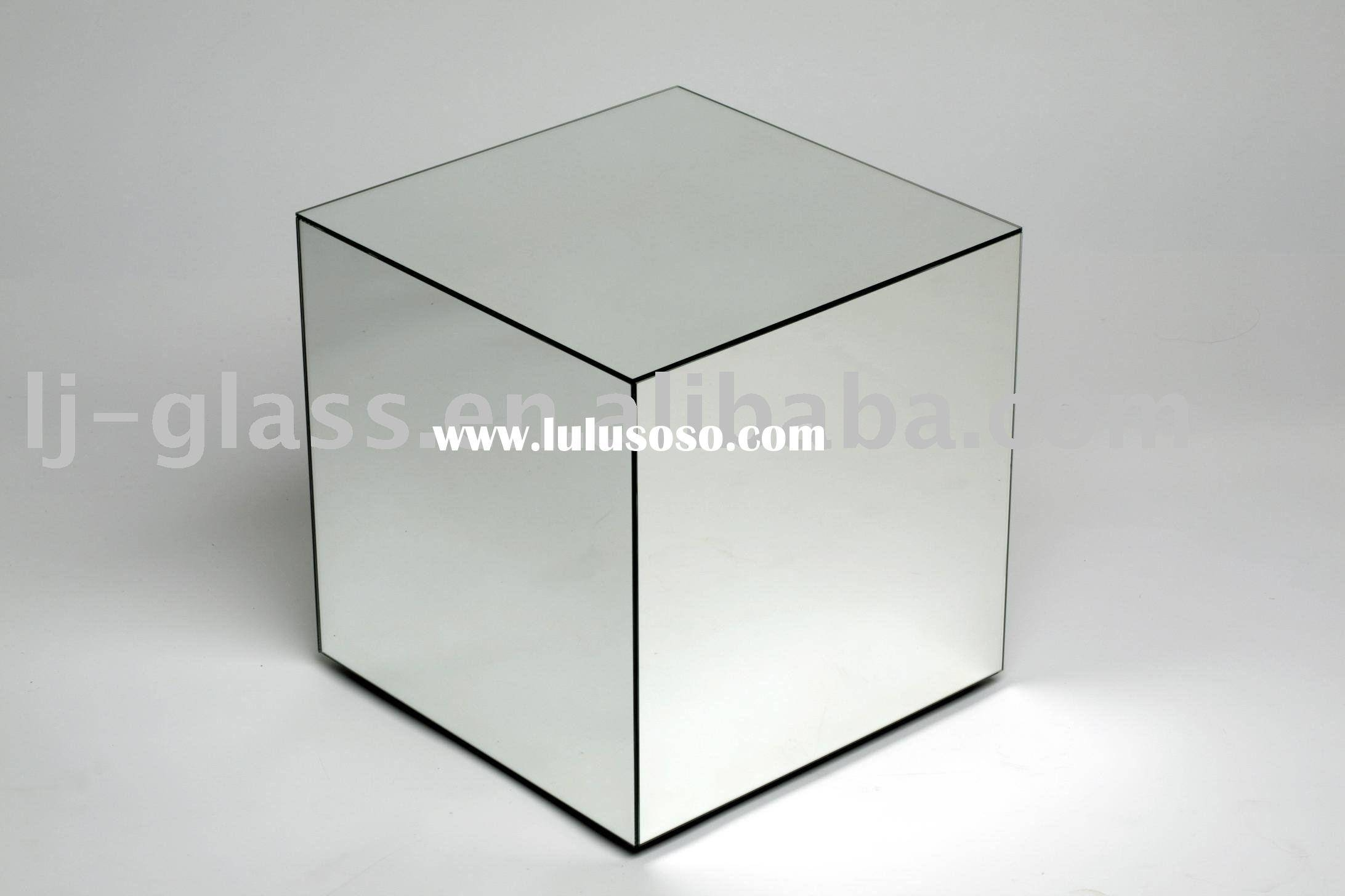 30 s White Cube Coffee Tables