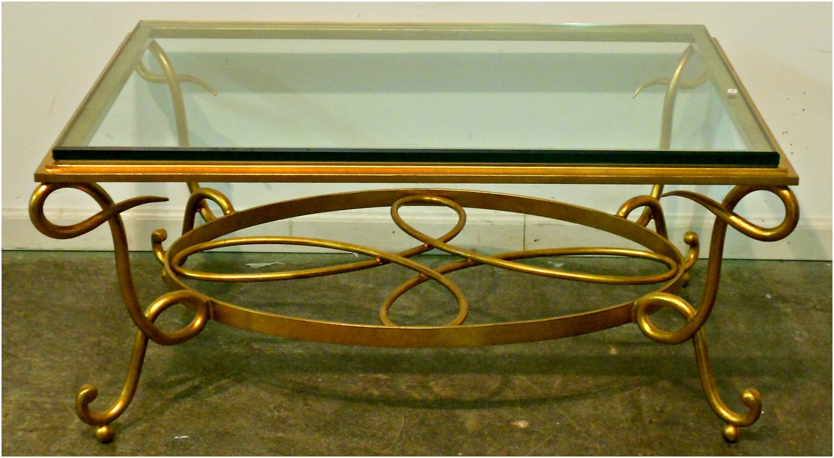 Glass Metal Coffee Tables – Cocinacentral (View 17 of 30)