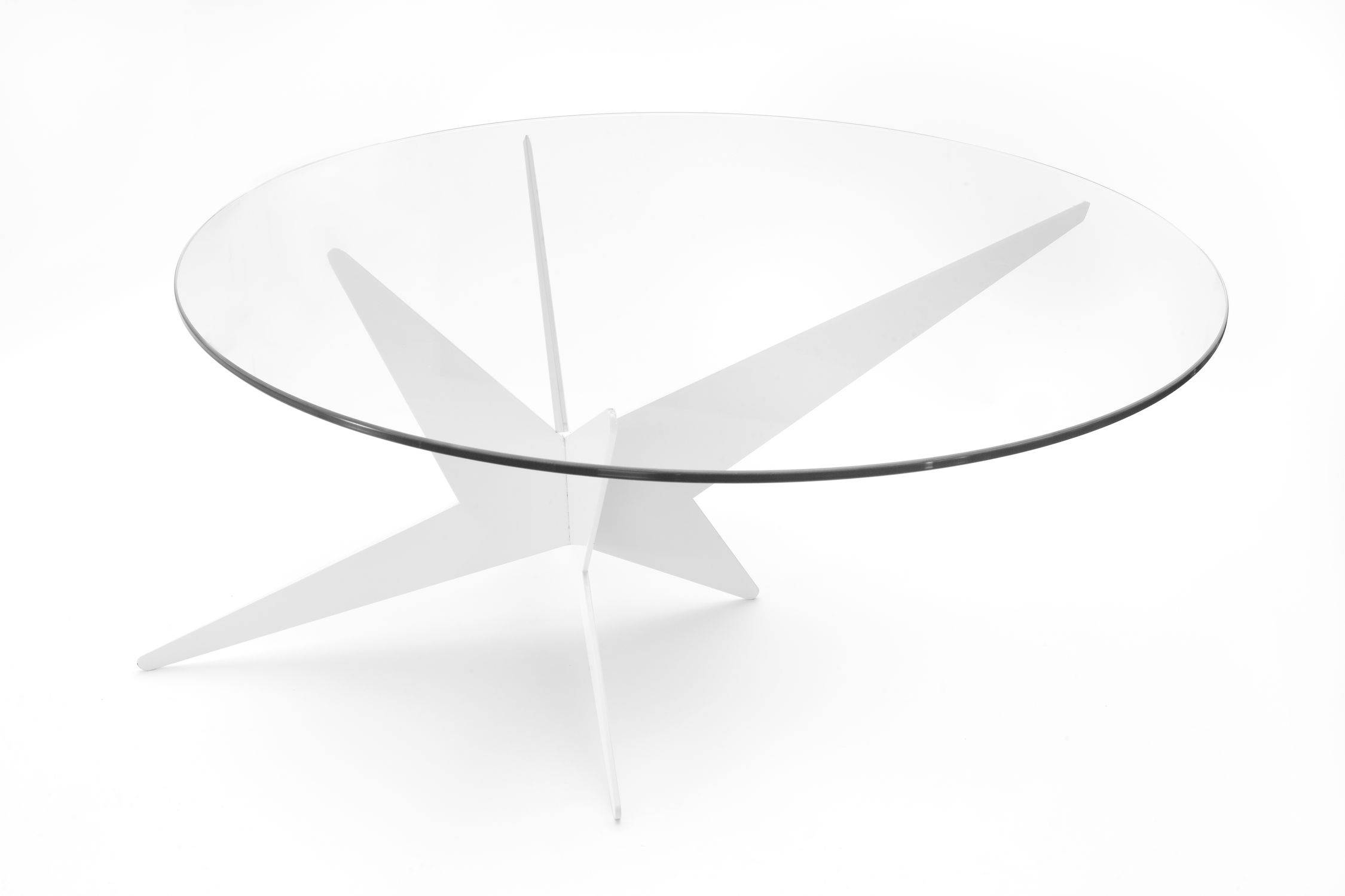 30 Best Collection of Low Glass Coffee Tables