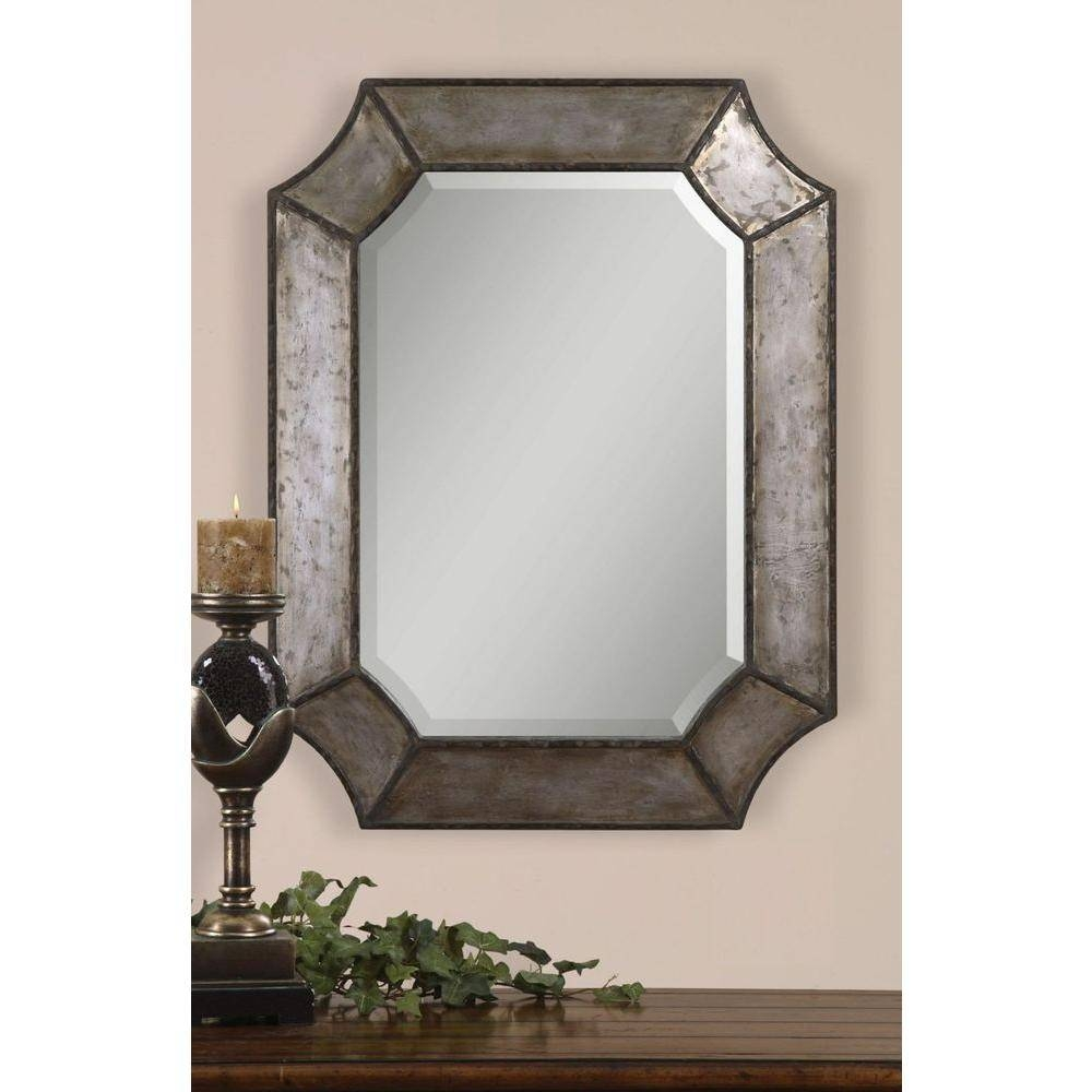 Global Direct - Mirrors - Wall Decor - The Home Depot intended for Iron Framed Mirrors (Image 11 of 25)