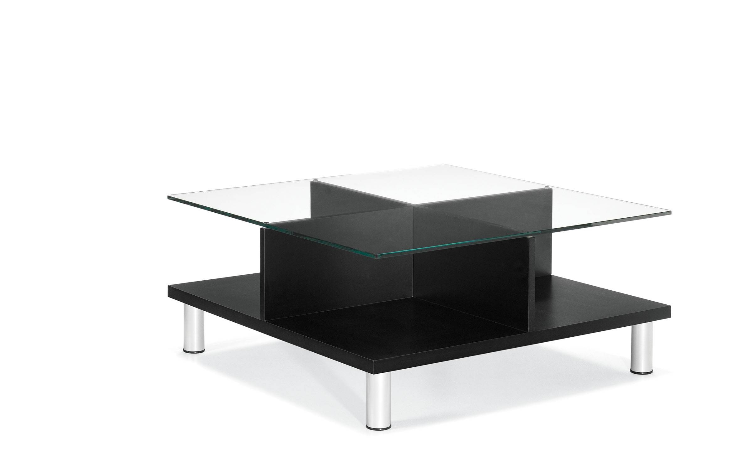 Global Furniture Group intended for Glass And Black Coffee Tables (Image 19 of 30)