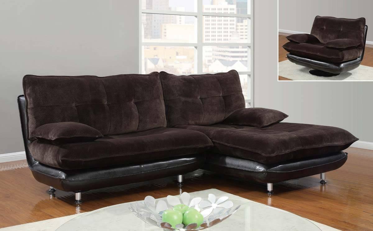 Global Furniture Usa 3613 3 Piece Sectional Sofa - Champion in Champion Sectional Sofa (Image 9 of 30)