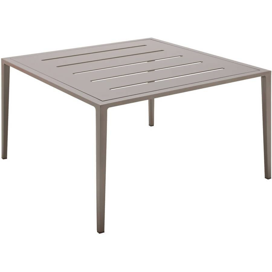 Gloster Vista Coffee Table: Square Shape With Modern Profile in Square Shaped Coffee Tables (Image 13 of 30)