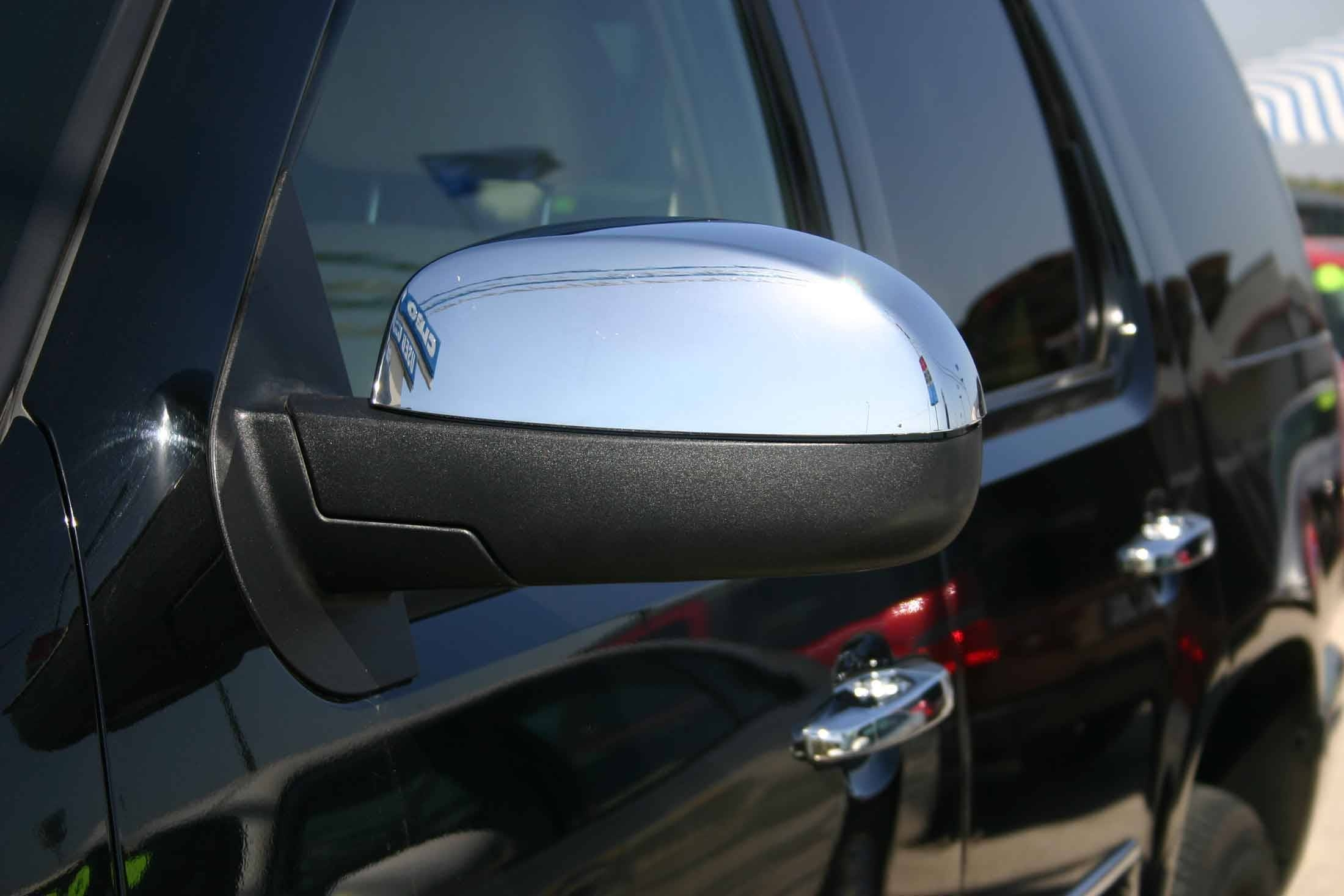 Featured Photo of Chrome Mirrors