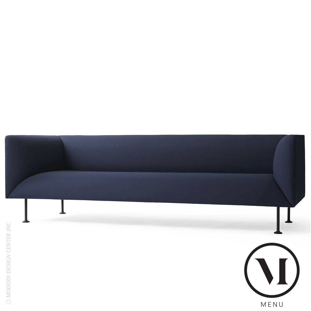 Godot 3-Seater Sofa | Menu A/s | Metropolitandecor in Modern 3 Seater Sofas (Image 10 of 30)