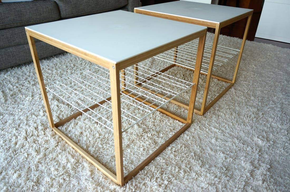 Gold Bamboo Coffee Table | Coffee Table Design Ideas in Gold Bamboo Coffee Tables (Image 17 of 30)