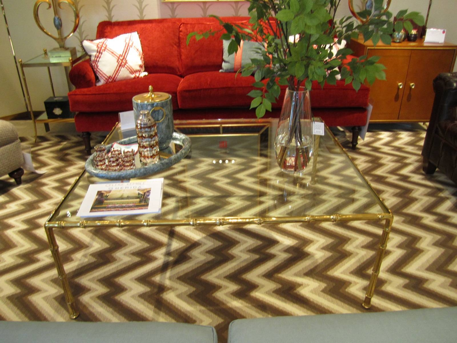 Gold Bamboo Coffee Table — Unique Hardscape Design : Bamboo Coffee in Gold Bamboo Coffee Tables (Image 21 of 30)