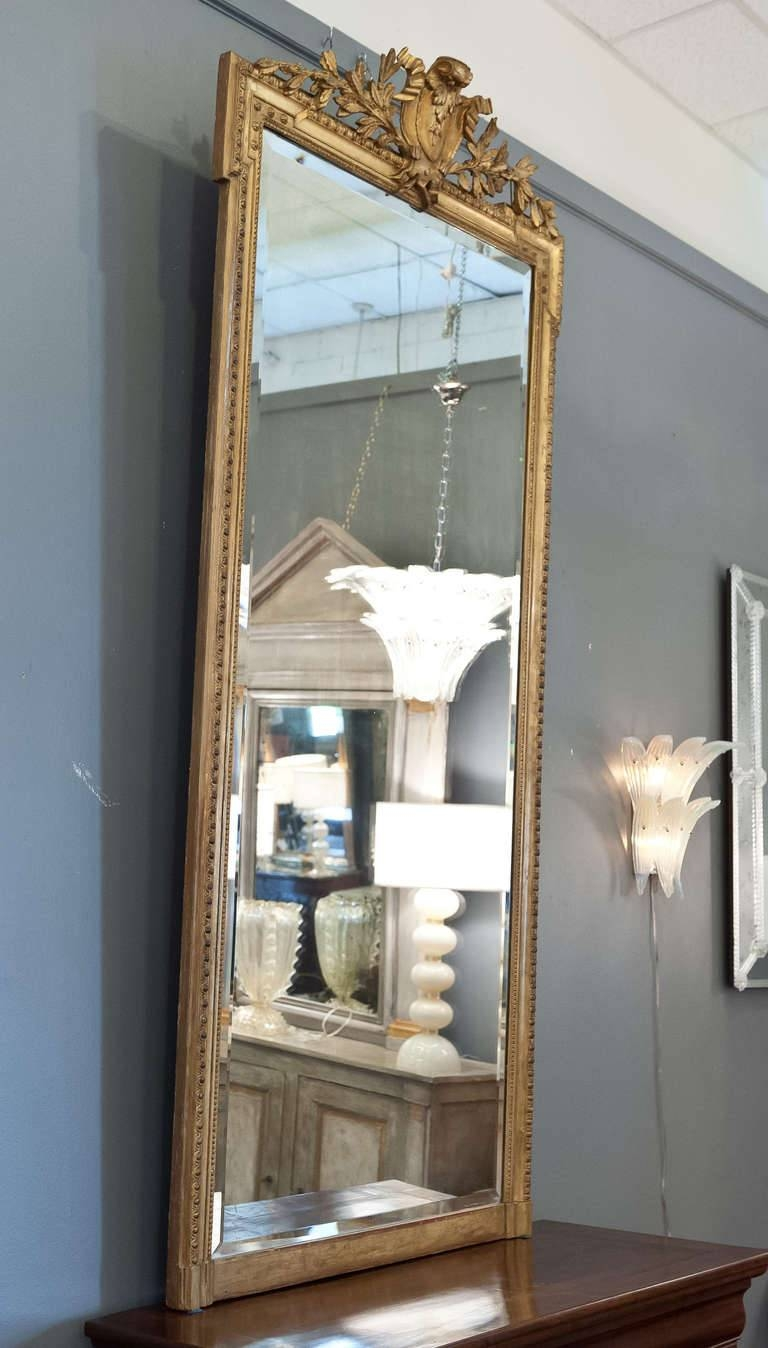 Gold Full Length Mirror 98 Outstanding For Antique French Gold inside French Full Length Mirrors (Image 20 of 25)