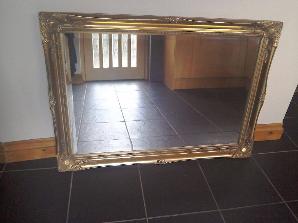 Gold Mirror Gilt Edged | In Broughty Ferry, Dundee | Gumtree pertaining to Gilt Edged Mirrors (Image 11 of 25)
