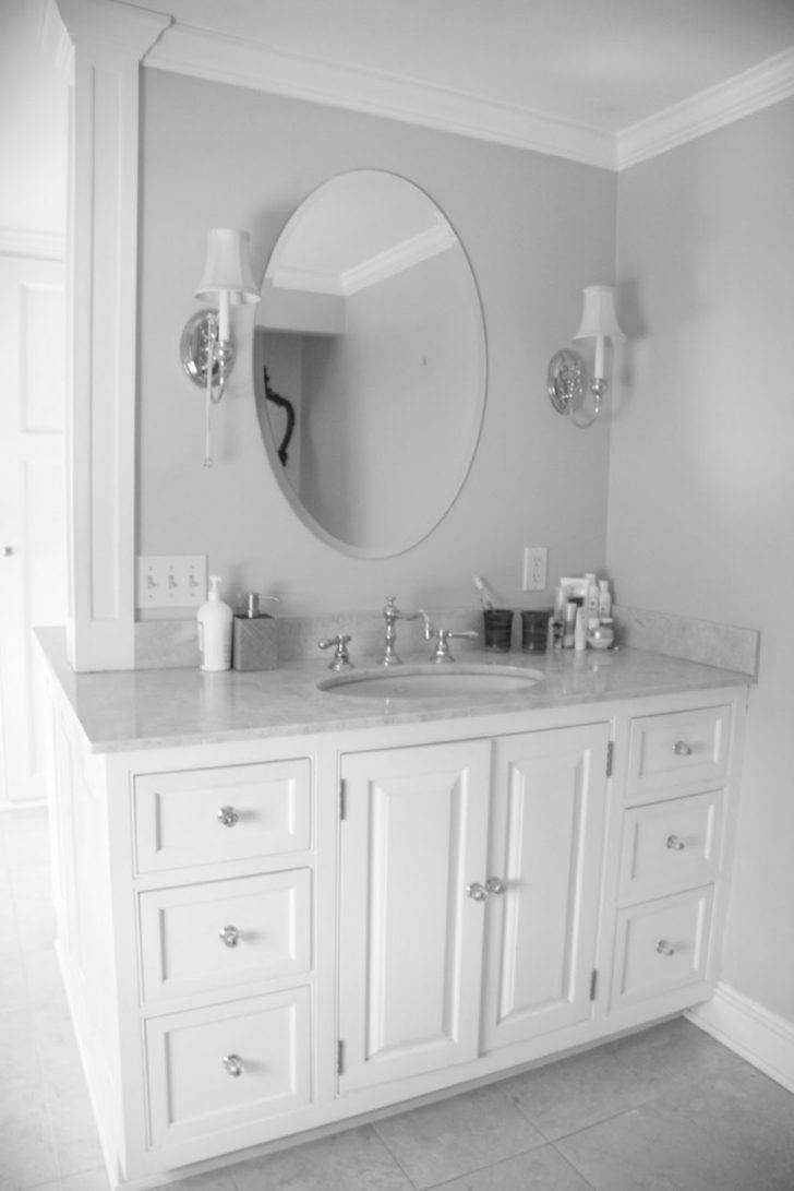 Good Looking Oval Bathroom Mirrors On Your Bathroom Bathroom Oval regarding White Oval Bathroom Mirrors (Image 17 of 25)