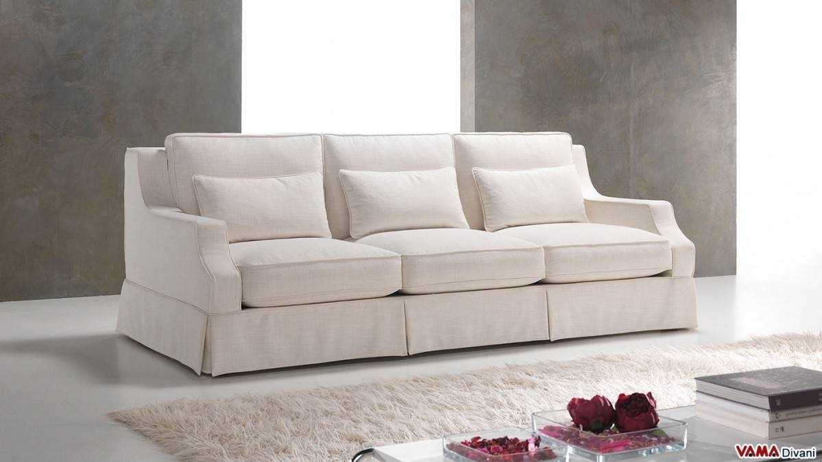 Good White Fabric Sofa 37 For Sofa Design Ideas With White Fabric Sofa throughout White Fabric Sofas (Image 18 of 30)