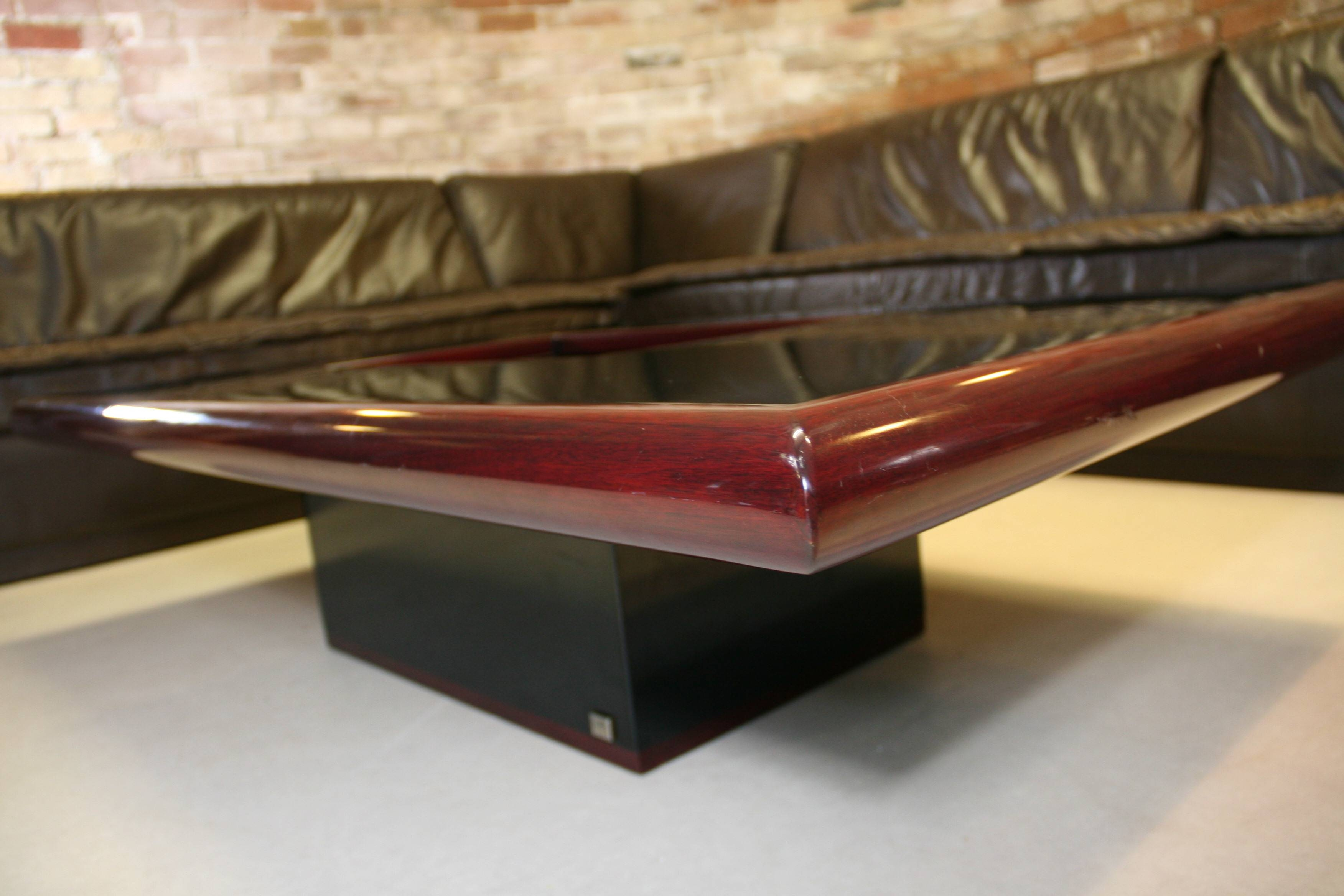 Gorgeous Used Cherry Wood Coffee Table Ideas – Cherry Wood with regard to Large Square Wood Coffee Tables (Image 14 of 30)