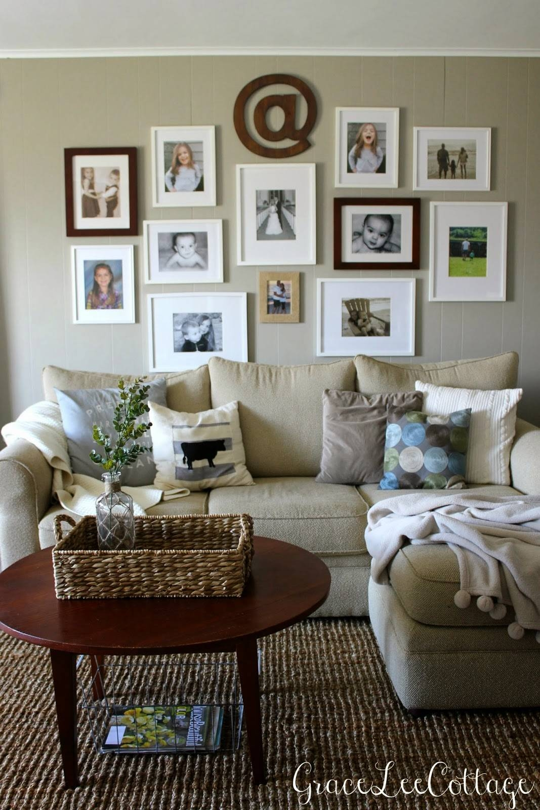 Grace Lee Cottage: Updated Living Room Tour & Source List! throughout Coffee Tables With Baskets Underneath (Image 24 of 30)