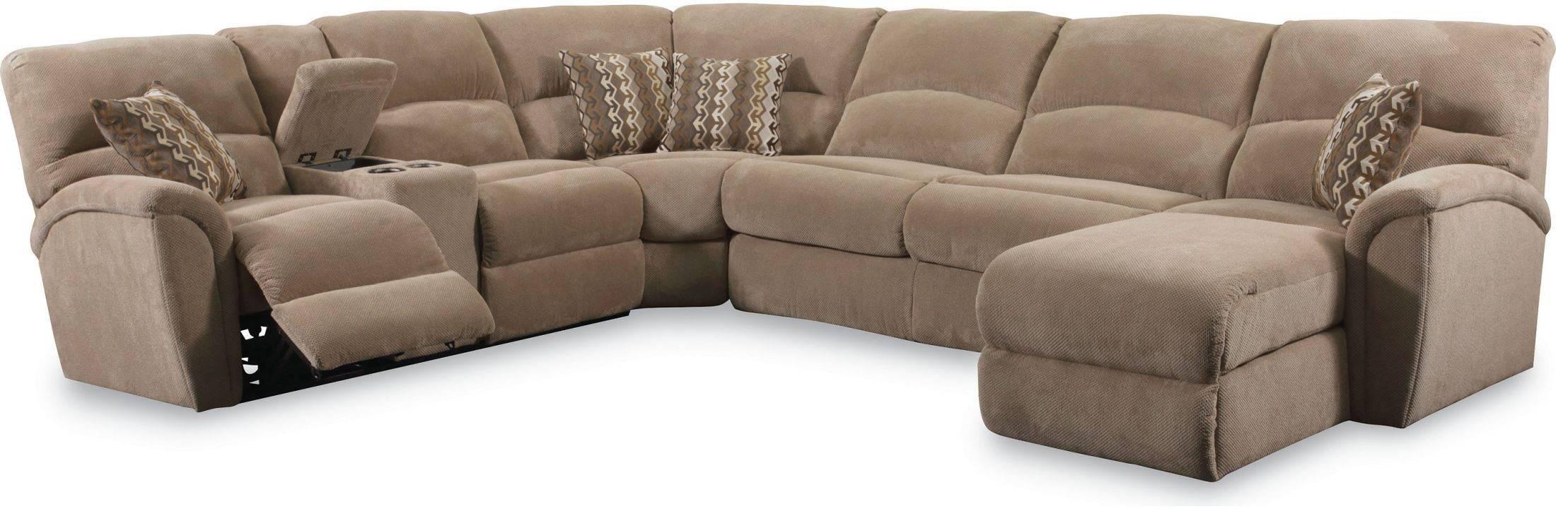 Grand Torino Reclining Sectional From Lane | Coleman Furniture with regard to Lane Furniture Sofas (Image 13 of 25)