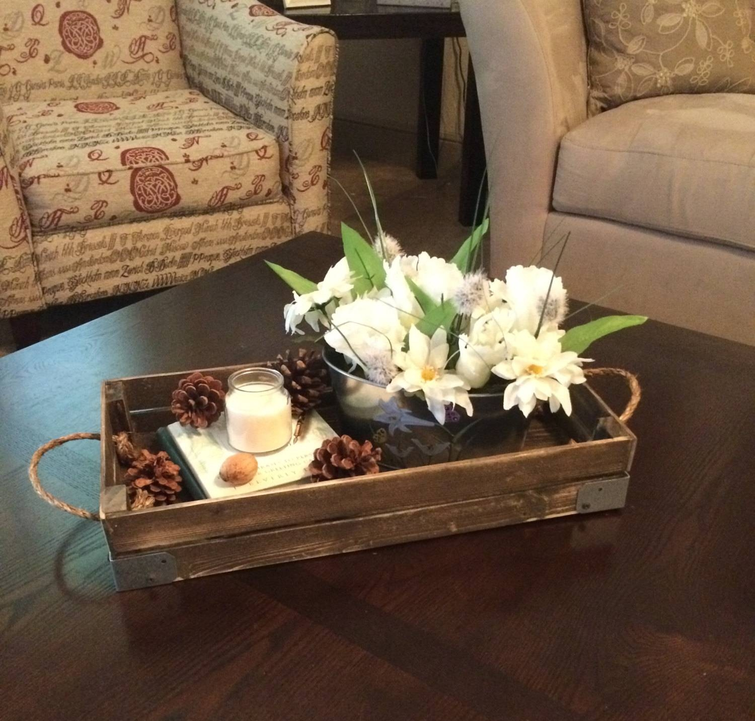 Great Coffee Table Tray Target – Coffee Table Tray Target, Extra pertaining to Round Coffee Table Trays (Image 14 of 30)