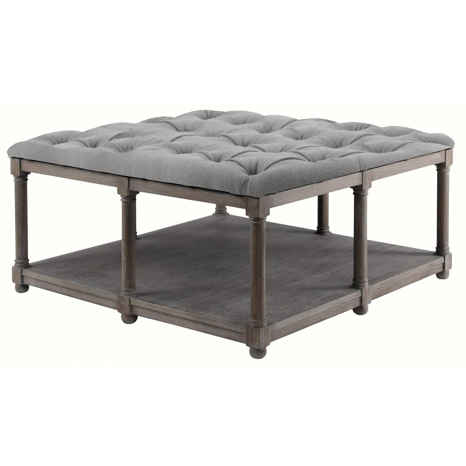 Grey Ottoman Coffee Table | Idi Design with regard to Grey Coffee Tables (Image 17 of 30)