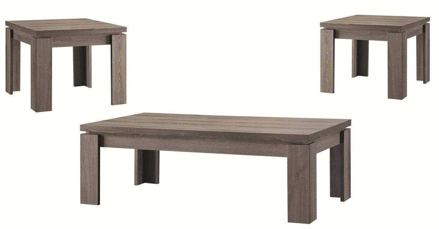 Grey Wood Coffee Table Set - Steal-A-Sofa Furniture Outlet Los within Grey Wood Coffee Tables (Image 23 of 30)