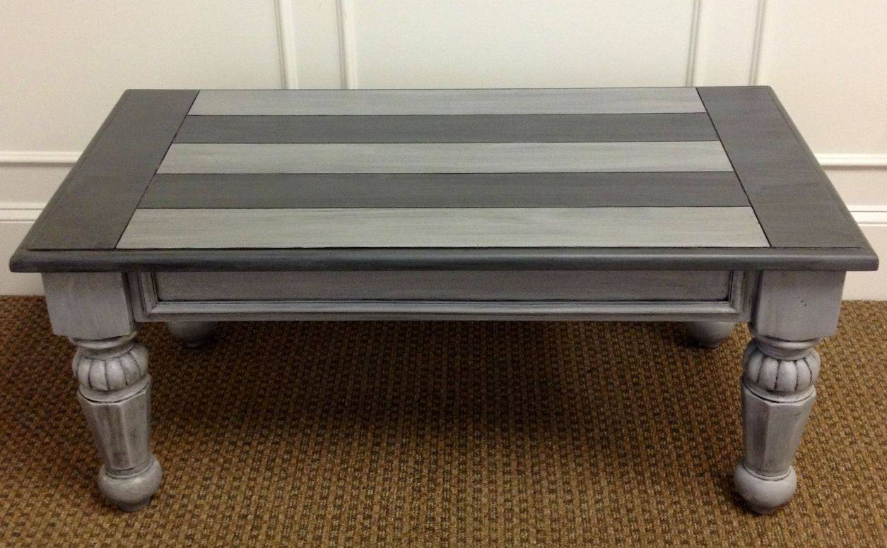 Grey Wood Coffee Table throughout Grey Wash Coffee Tables (Image 24 of 30)