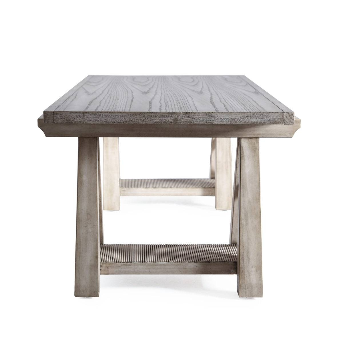 Griffin Coffee Table ~ Grey Mist | Hives And Honey intended for Griffin Coffee Tables (Image 16 of 30)