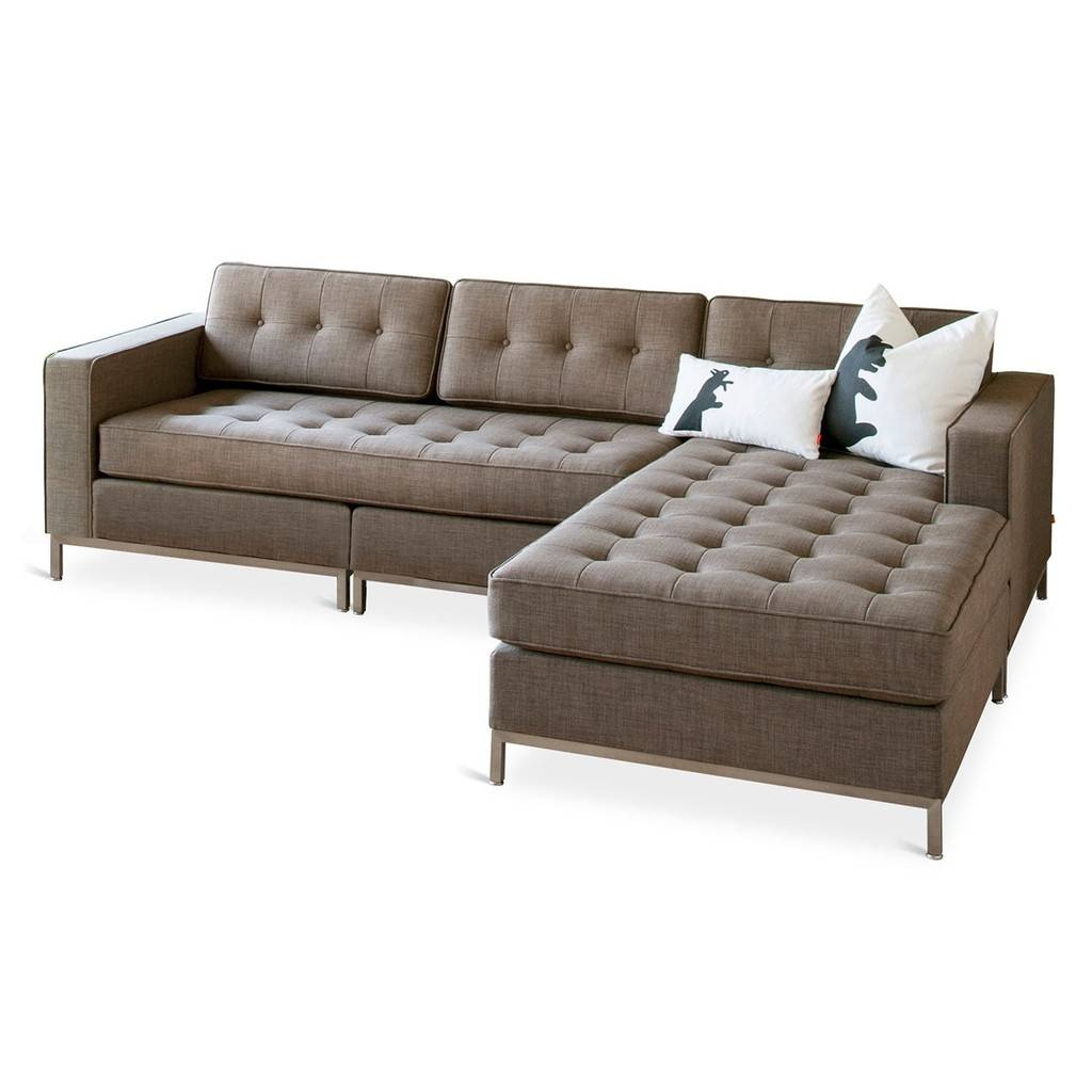 Gus Modern Jane Bi-Sectional : Grid Furnishings throughout Jane Bi Sectional Sofa (Image 9 of 30)