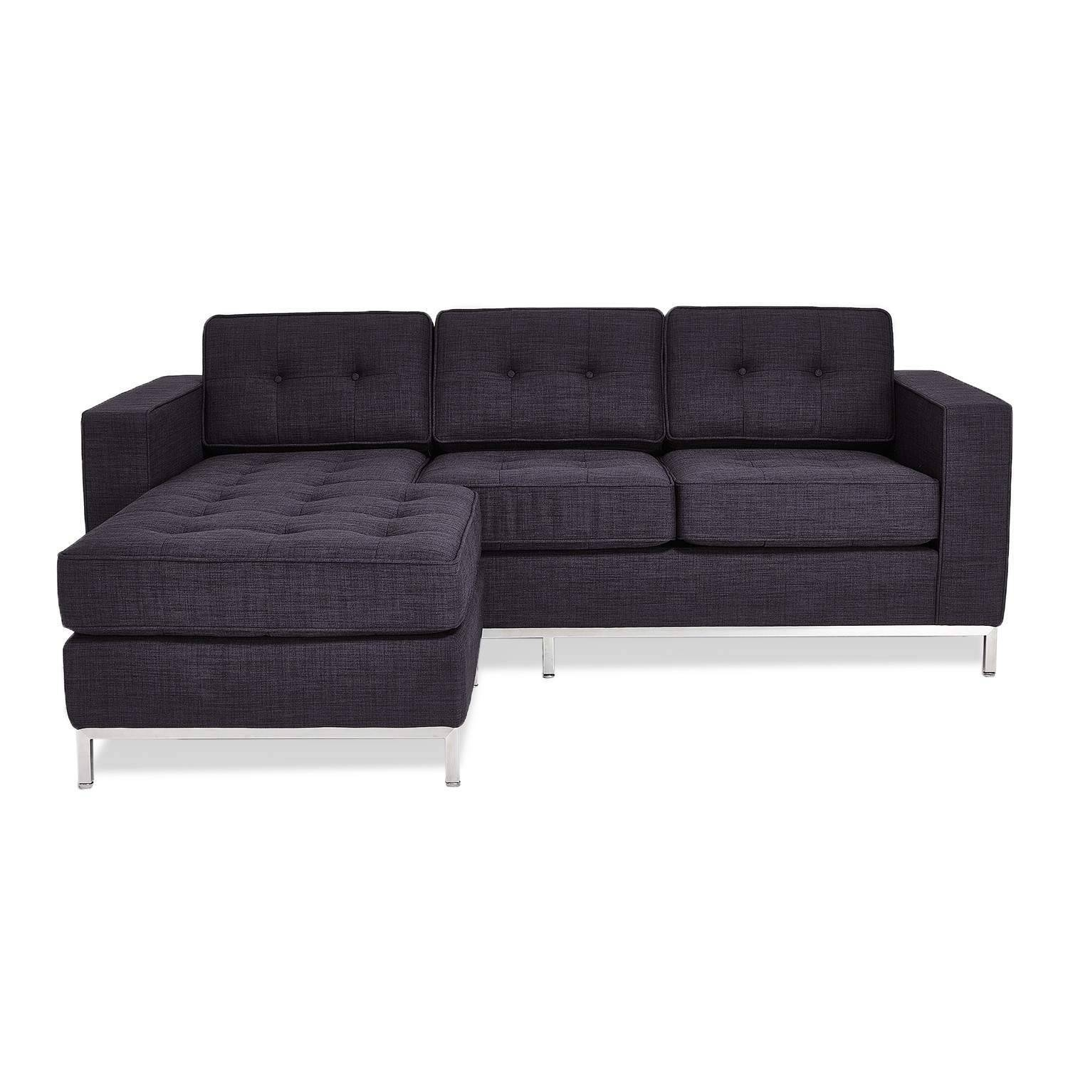 Gus* Modern Jane Loft Bi-Sectional – Abc Carpet & Home with Jane Bi Sectional Sofa (Image 11 of 30)