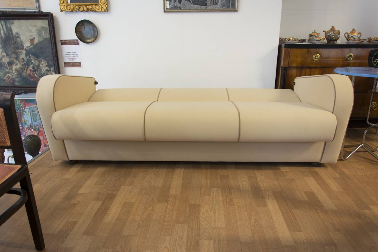 H-363 Functionalist Sofajindrich Halabala For Up Zavody, 1930S in 1930S Couch (Image 23 of 30)