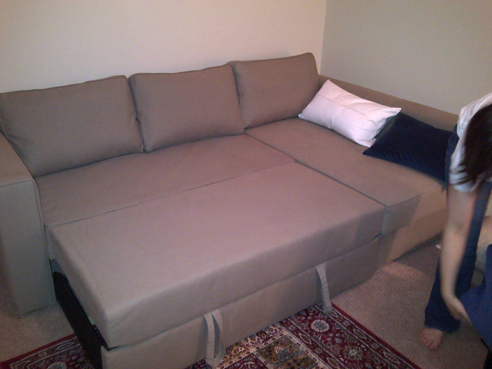 Hacker Help: Topper For The Månstad - Ikea Hackers - Ikea Hackers throughout Manstad Sofa Bed Ikea (Image 6 of 25)