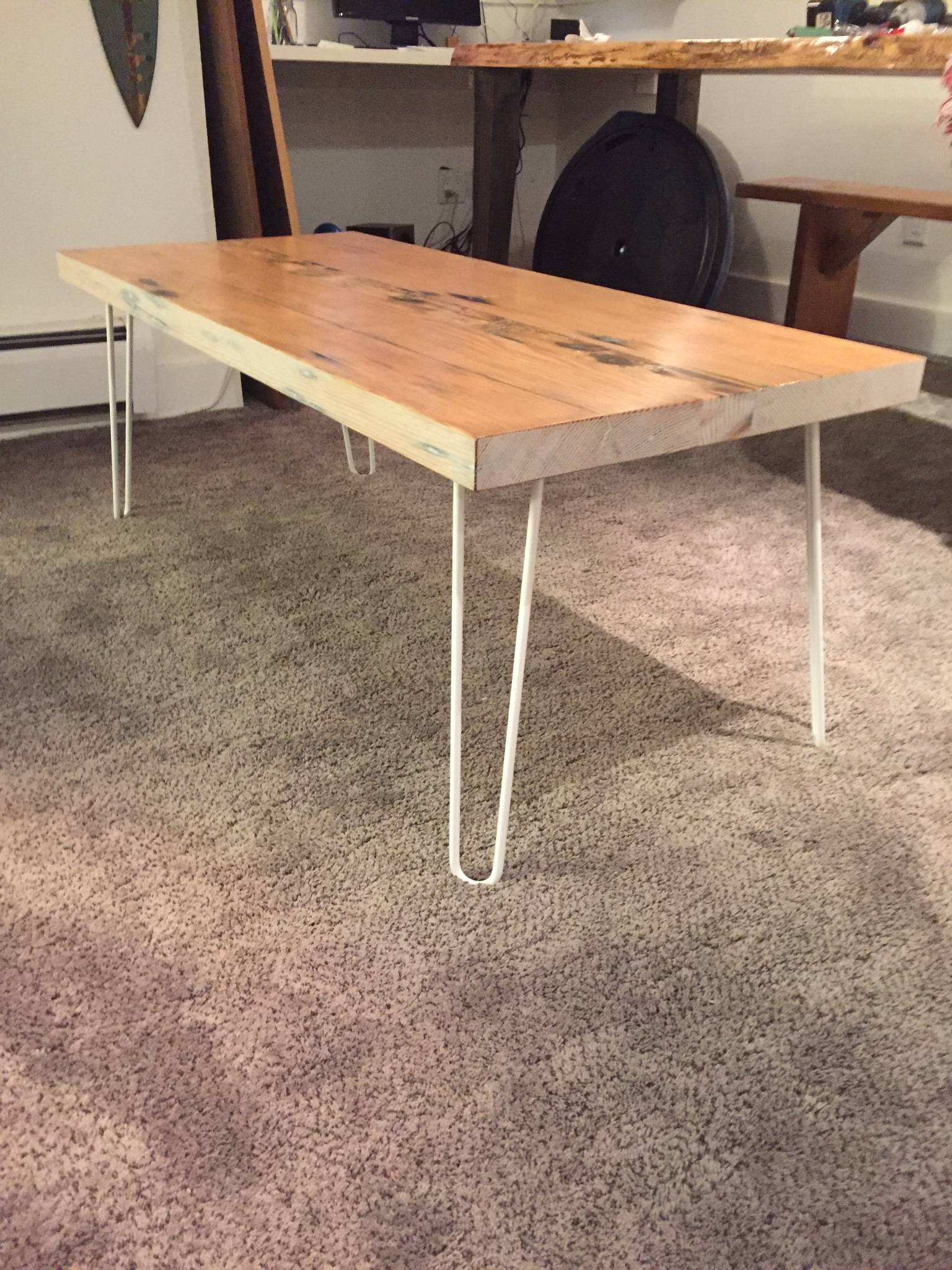 Hairpin Table | Pertaining To Funky Coffee Tables (Photo 14 of 30)