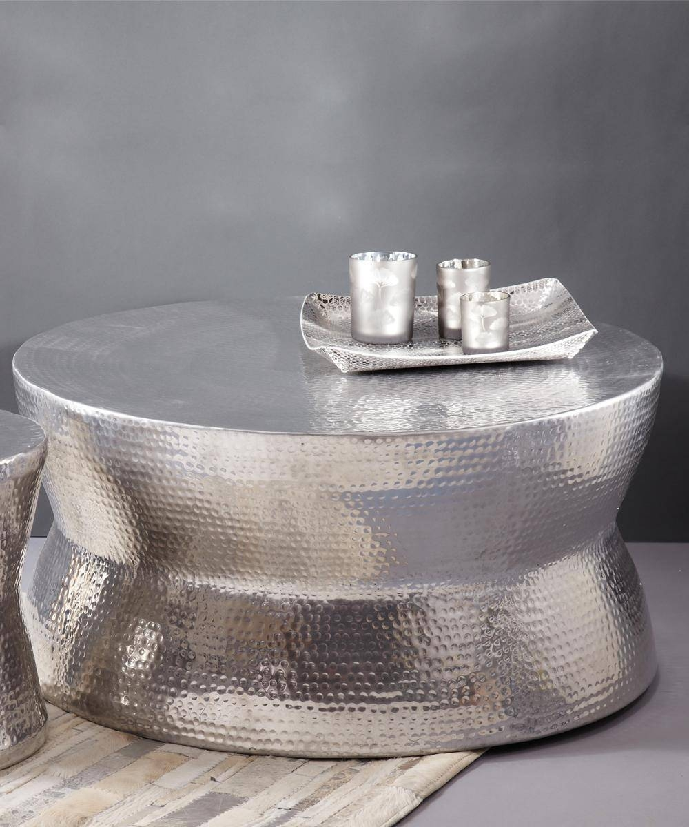 Hammered Silver Coffee Table - Look Here — Coffee Tables Ideas within Hammered Silver Coffee Tables (Image 17 of 30)