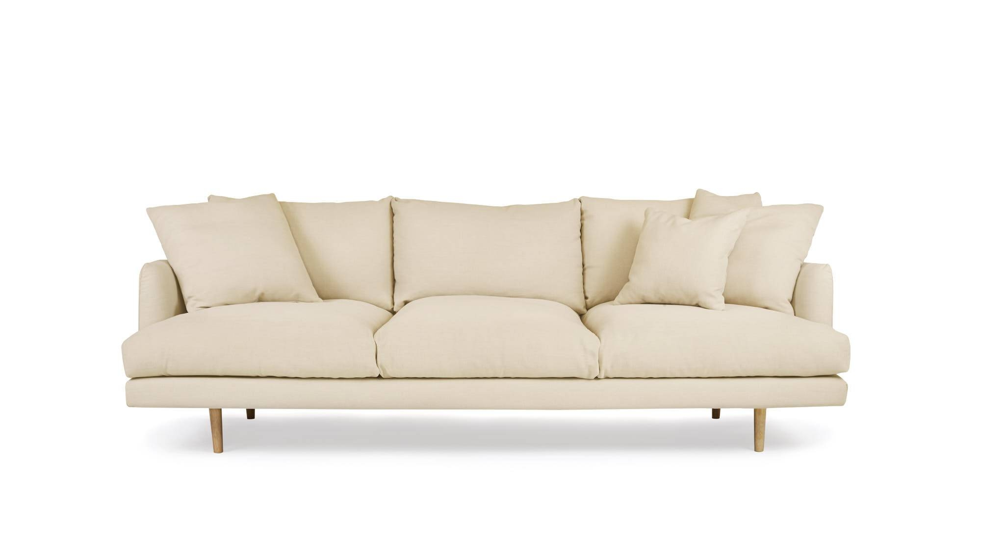 Hampton - 4 Seat Sofa | Loungelovers with regard to 4 Seat Couch (Image 17 of 30)