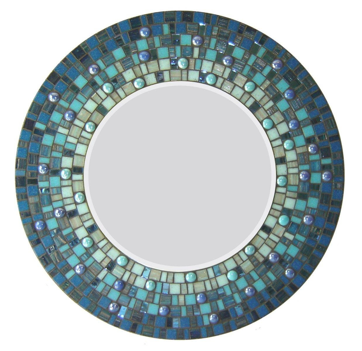 Featured Photo of Mosaic Wall Mirrors